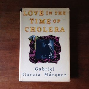 """""""Love In The Time Of Cholera"""""""